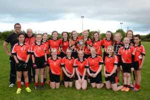 "Cloyne U 14 ""D"" East Cork League Winners"