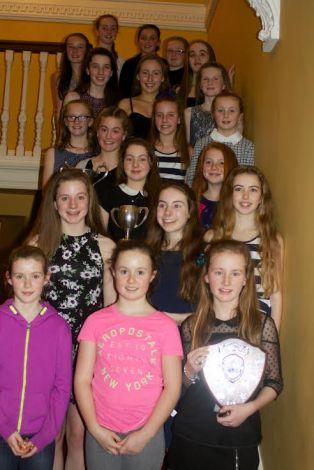 Glanmire under12 team