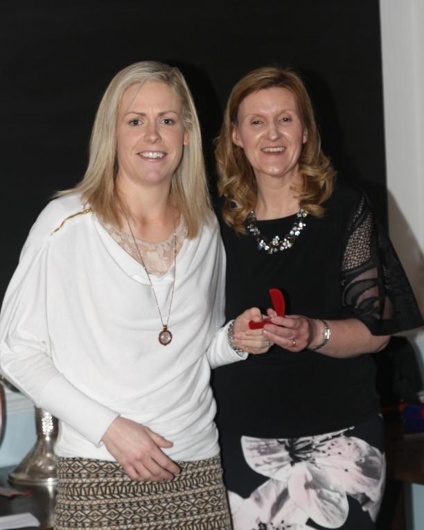 Sharon Roche & Angela Walsh