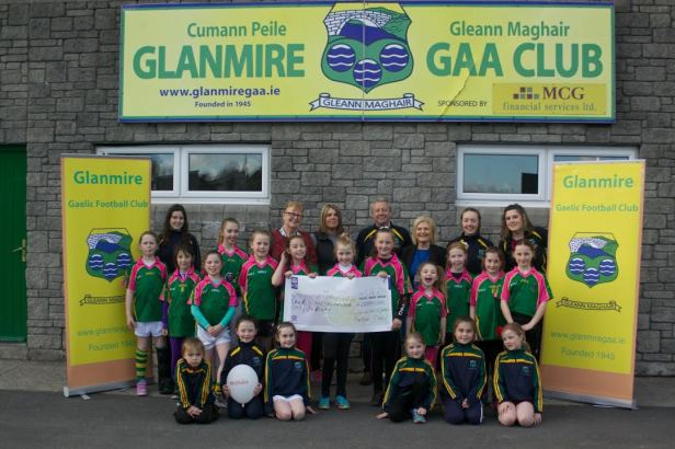 €1,250 was raised by our Spinners, for Marymount,  Well Done to All