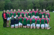 Glanmire U 14 Team who played youghal in the east cork league semi-fina