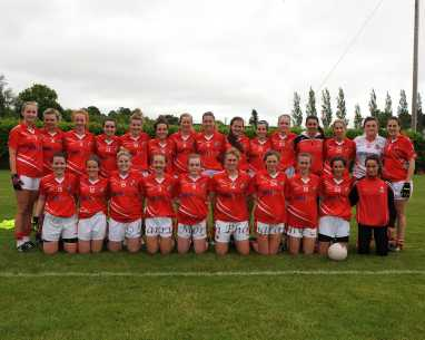 Imokilly Senior Ladies Football Team 2016