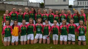 "Glanmire U 14 ""A"" County Champions 2016"