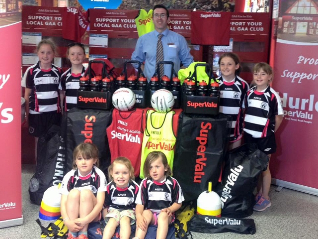 Midleton Ladies Footbakk GAA Kits for Kids
