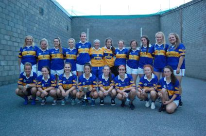 "Carrigtwohill East Cork Junior ""C"" Champions 216"