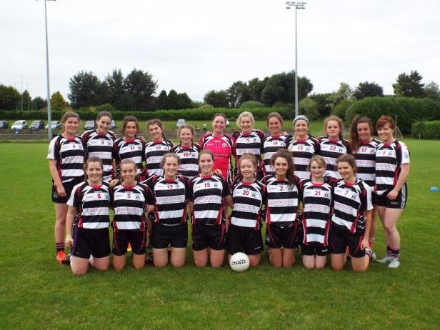 Midleton Ladies Football Junior Team