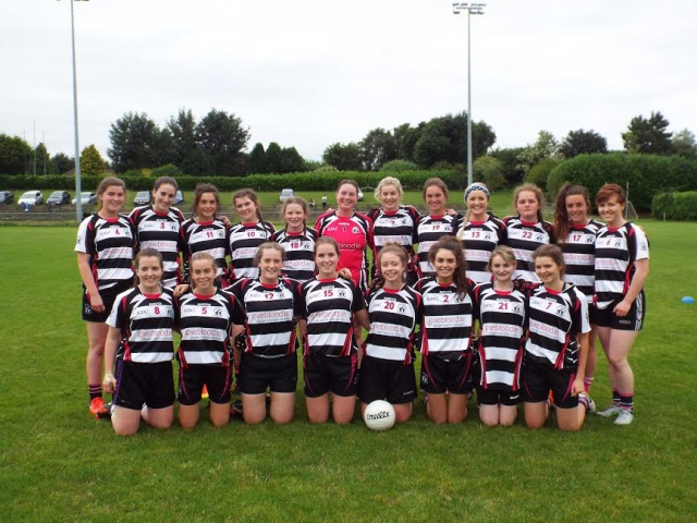 Midleton Ladies Football Junior Team