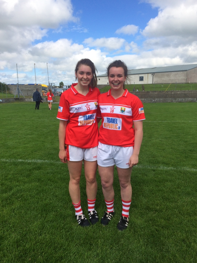 Grace Culloty & Laura Quirke