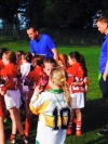 INCH ROVERS U8S WITH MANAGER DAVE BARRY VS DELANEYS