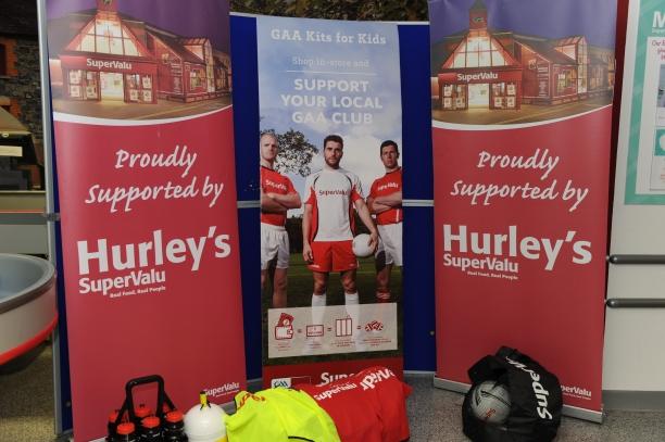 Hurley's SuperValu Midleton supporting East Cork Ladies' Football