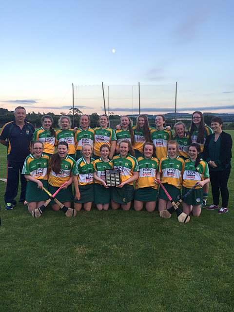 Bride Rovers U15 Camogie Team