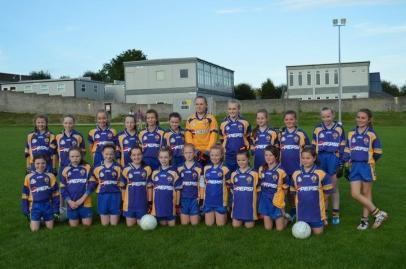 Lisgoold U 12 East Cork Finalests