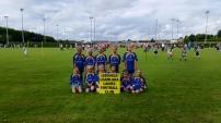 U 8 Girls at the Munster Blitz in Fermoy