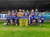 U 10 Girls at the Munster Blitz