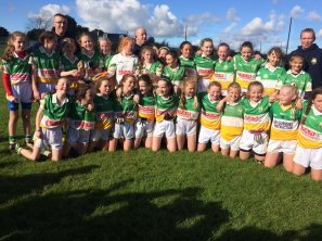 Bride Rovers U 12 D county Champions 2016