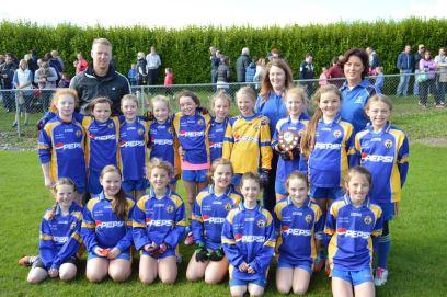 """U 10 East Cork """"D"""" Champions"""