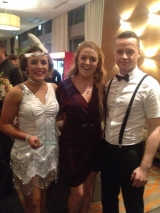 Strickley Winners Orlagh and Darren