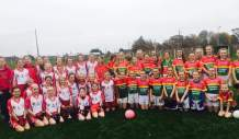 "Inch Rovers and Cobh Finalists in the U 12 ""B"" Championship"