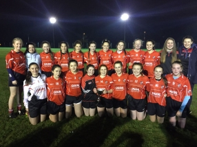 """Watergrasshill U 16 East Cork """"D"""" Champions"""