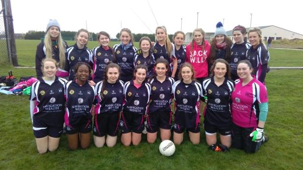 Midleton Minor Ladies Football Team