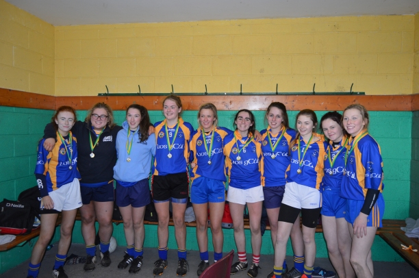 Lisgoold/Carrigtwohill Team Runners Up Coral Leisure Sponsored Tournament in Cobh