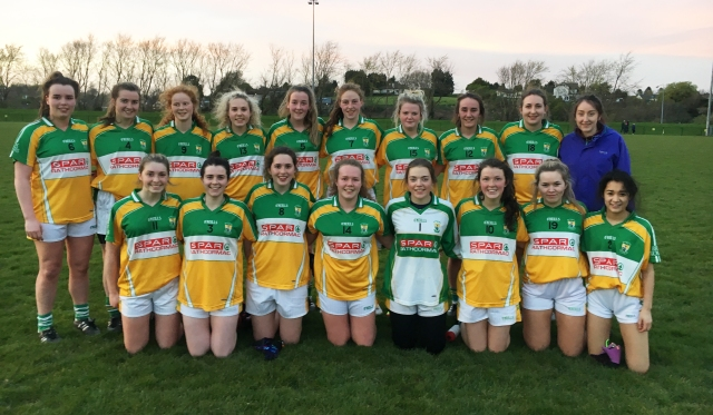 Bride Rovers U21 Team 2017
