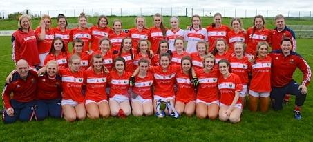 Cork Munster under 16 Champions