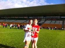 Grace & Sarah All Ireland 2017