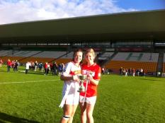 Grace & Sarah All Ireland 2017