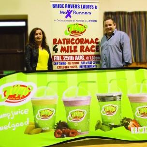 Jump Juice Sponsorship