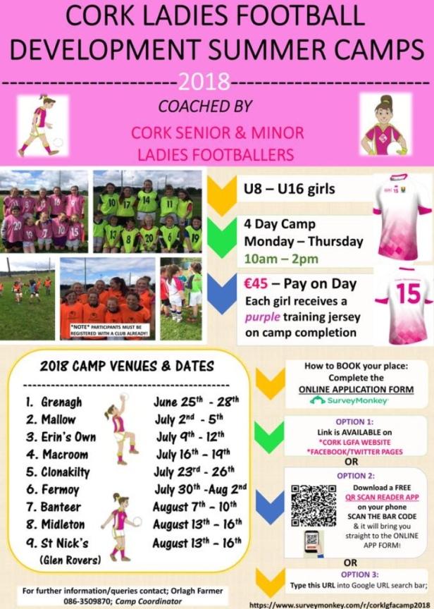 Football Camp 2018